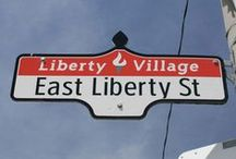 Our Hood - Liberty Village / We are located in the heart of Liberty Village and LOVE our community!