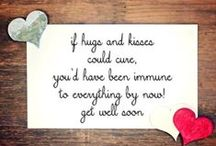 Get Well Soon: Messages, Quotes and Poems / Get Well Soon: Messages, Quotes and Poems by WishesMessages.com