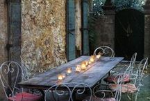 Outdoors spaces