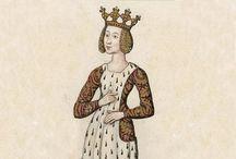 Mode au Moyen Age/Medieval costume