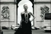Parisian Style / when in Paris... / by Rhiana Mongee