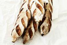 La boulange / Bread, etc... / by Minskie Nini