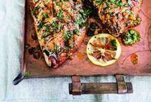 De la mer / Fish and seafood / by Minskie Nini
