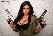 Women with Weapons / Girls with Guns