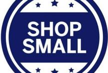 Small Business / When we shop small business we shop from families and our local community. #shopsmall