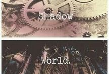 The Infernal Devices / TDI - Tessa, Will, Jem, Magnus Bane , ....... London institute....