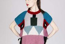 Knit Fashion Design / Knit and crochet fashion, ideas and inspiration