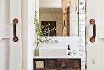 Bydlení - koupelna, prádelna