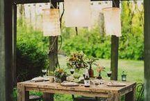 Bydlení - zahrada, terasa