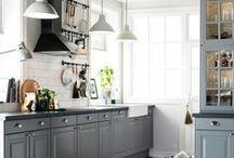 Bydlení - kuchyň