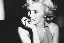 She was Norma Jean / Marilyn Monroe, an American icon from an era gone by. One of my favorite ladies.