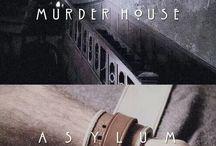 American Horror Story  / 1. Murder house  2. Asylum  3. Coven  4. Freak show