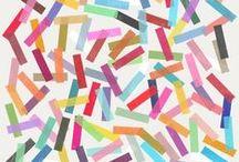 Graphic Patterns / Patterns, shape, textures