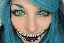 Kasvomaalaukset / Face painting