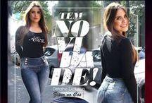 Lançamentos Allira Jeans / Painel Exclusivo dos Últimos Clientes.