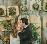 Early Spring woodland wedding