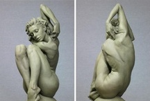 Sculpture / (figurative) / by Geoffroi Ridel