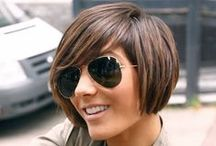 hairstyles for medium and short hair
