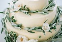 Eco cakes / Environment friendly cakes for weddings and other parties.