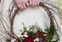 Rustic wedding ideas and inspiration / Ideas for a rustic wedding.