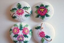 Xstitch and embriordery ideas