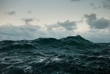 seascape / by Geoffroi Ridel