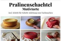 Motivtorten / Kuchen, Torten und mehr...
