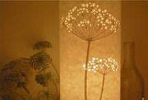 světla a stíny / lamps, shields