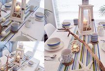 Tavola / Modi creativi per apparecchiare e decorare la tavola