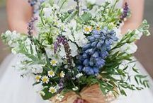 Eco bouquet / Sustainable bouquets for your ecological wedding day.
