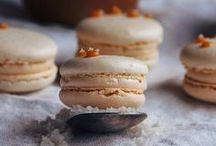 Macarons / Macarons sind klein und verführerisch, süß und besonders. Hier findet ihr viele verschiedene Ideen für Macarons!