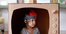 Ideen für Kinder (Kinderzimmer, Beschäftigung, Spiele, DIY)