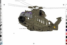 My Aircraft Drawings / My paintings and drawings...