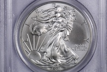 PCGS Mint State Silver Eagles