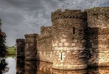 Castles / I'm fascinated with this style of structure.  The childhood dreams I guess.