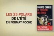 25 polars de l'été en format poche