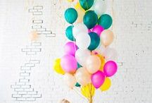 Hello Parties / We love a good party! Get friends or family (or both!) together to celebrate - find inspiration for great party ideas from fun cakes to amazing decor ideas.