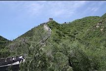 The Great Wall of China / My visit in May 2013