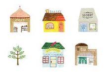 House & Buildings