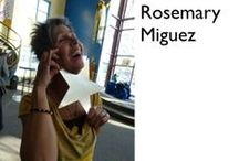 Butterfly Womyn / Rosemary Miguez Wave Artist / by WAVE Artists