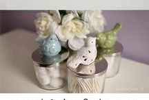 DIY & Crafts Projects / DIY Fabric-covered Magazine Files