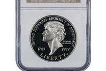 NGC Commemorative medallion