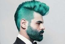 mens hairstyles and hair products / Short smart men's hairstyle.
