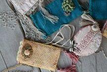 i miei oggetti / gli oggetti che ho creato