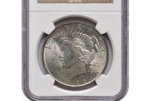 Silver Dollars NGC