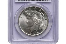 Silver Dollars PCGS