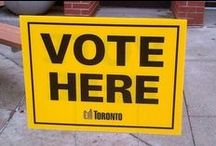 MRK634 Municipal Elections / Get to know your Scarborough East Ward 43 Municipal Candidates of 2014, and their use of Social Media to build their Election Campaign Platforms.