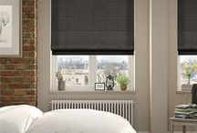 Blinds: Blackout / Sometimes, you just need a little more sleep... Protect yourself from those glaring outside lights and bright, early mornings with one of our blackout blinds- guaranteed to give you a great nights sleep!