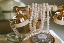 Themes: Glamorous / Give your home a glitzy and glam makeover with sparkling accessories and stylish furnishings.