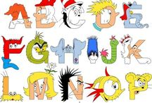 Everything Seuss! / Dr. Seuss is my favorite author & the one who inspires me most!
